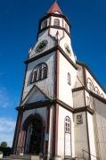 The Sacred Heart catholic church