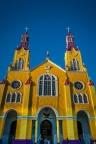 The Iglesia San Francisco in Castro