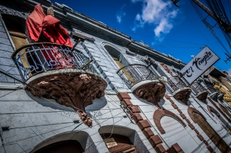 El Templo, Punta Arenas #1 gothic themed nightclub