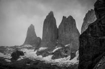 The Torres peaks