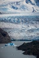 Glacier Gray and Iceberg